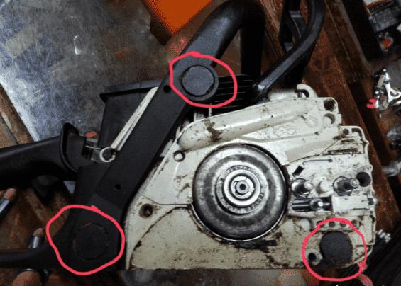 Двигатель с одним цилиндром