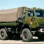 Технические характеристики Камаз 4310
