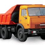 Объём кузова Камаза 55111