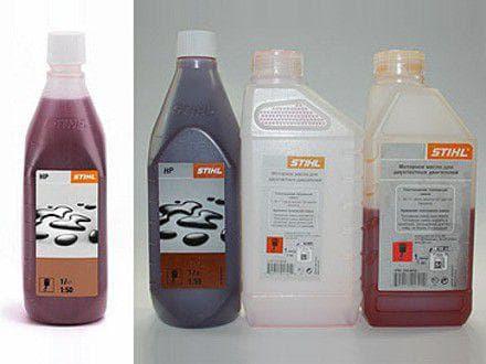 Какое масло выбрать для бензопилы Штиль: дельные советы