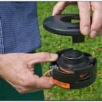 Как намотать леску на газонокосилку самостоятельно