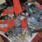 Инструкция по ремонту Хускварны 137