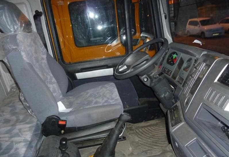 Обзор кабины