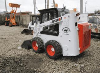Мини трактор Бобкат