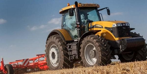 Трактор МТ 600Д