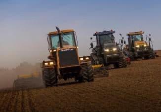 Тракторы челенжер