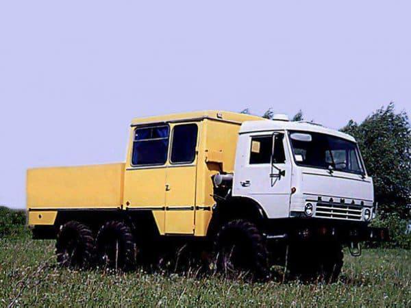 Камаз 43101 для сельского хозяйства