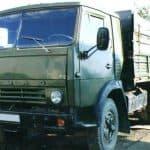 КАМАЗ 5320 — советское значит отличное!