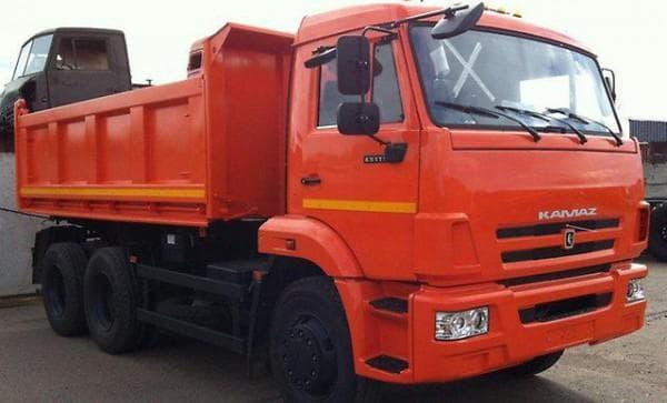 Камаз 65115 L4