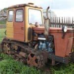 Трактор Т-70С – отечественный гигант