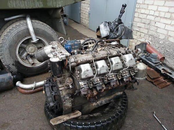 Двигатель Камаза 5320