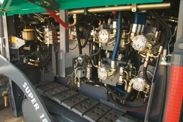 Двигатель Parkens