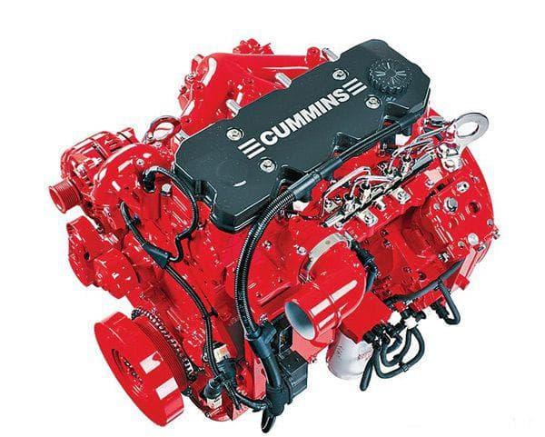 Cummins -двигатель КамАЗа