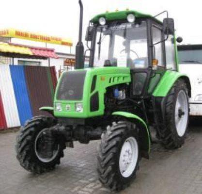 Трактор мтз характеристики