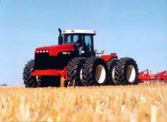 Тракторы Buhler