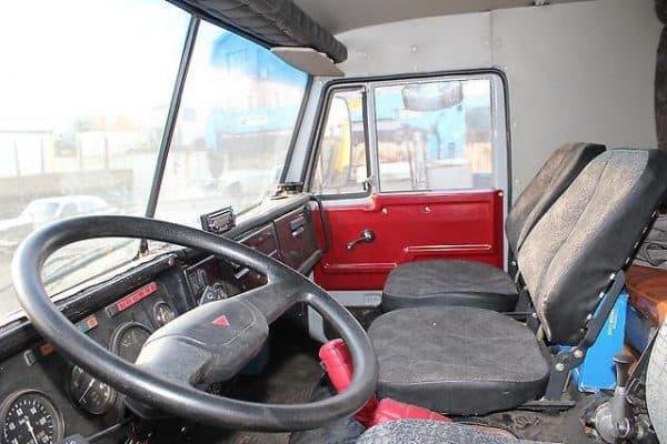Устройство кабины 55111