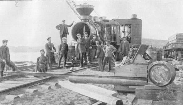 Производство механизмов для железных дорог