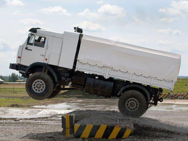 КамАЗ 4911 Extreme