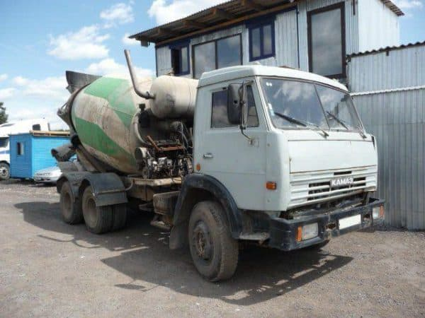 КамАЗ 5322