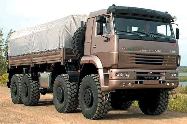 КамАЗ 6560