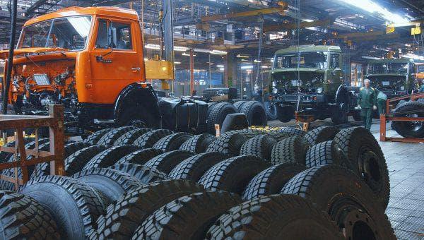 Камский автомобильный завод