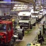 Грузовик МЗКТ 500200 Волат пришел на смену ГАЗ66