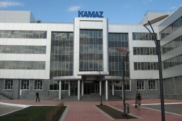 Новые заводы КамАЗ