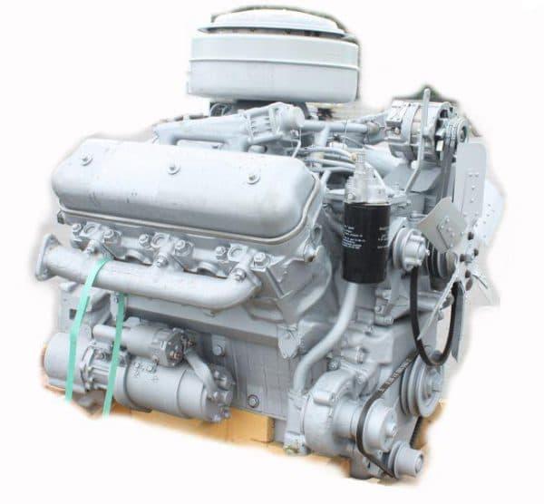 Двигатель МАЗа 5337