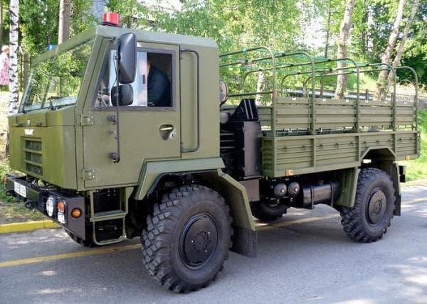 Грузовик МЗКТ 500200