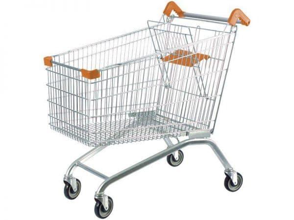 Тележка для супермаркетов
