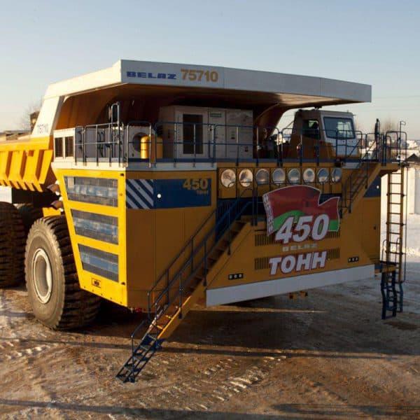 БелАЗ 75710 450 тонн