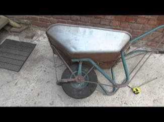 Усиление садовой тележки
