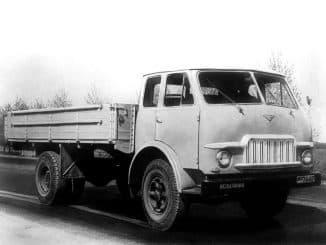 Советский МАЗ 500