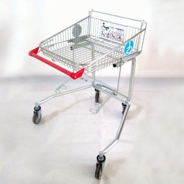 Покупательская тележка для шопинга