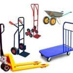 Легкая перевозка объемных грузов: ручные грузовые тележки
