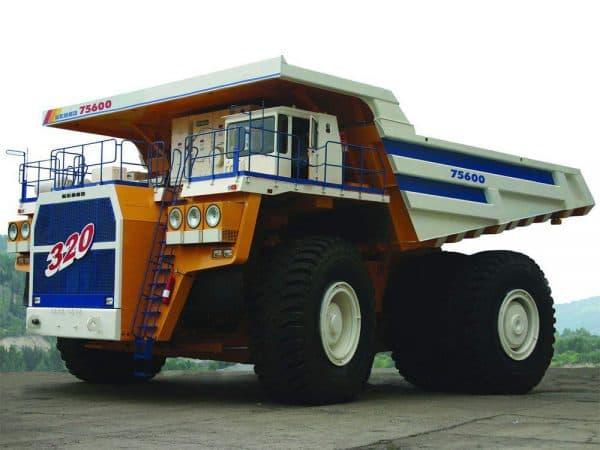 БелАЗ 75600