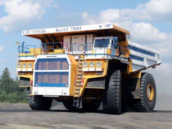 БелАЗ 75601