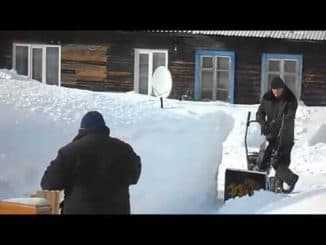 Снегоуборщик SMI-163