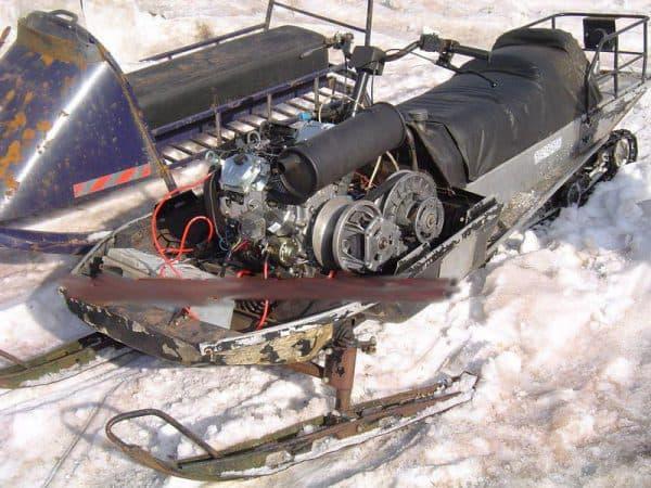 Двигатель 4-хтактный