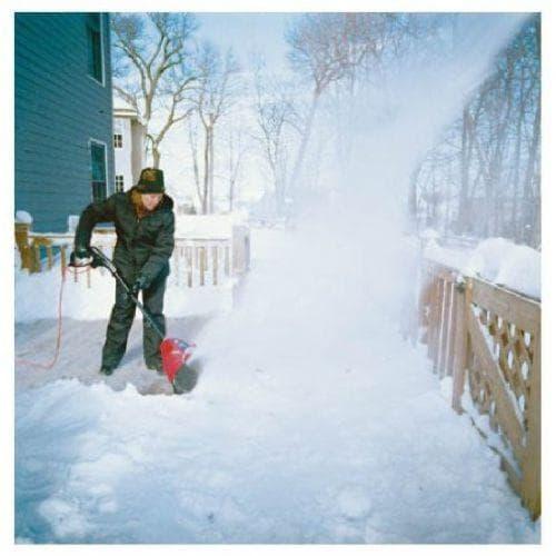 Чудо-лопата для уборки снега со шнеком