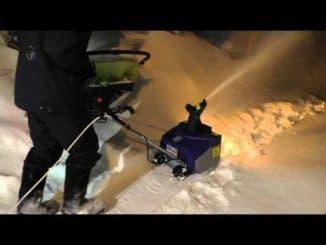 Снегоуборщик Lux 163