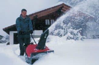 Снегоочиститель для дома