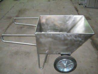 Тележка рикши