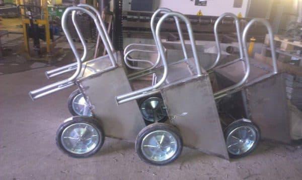 Производственные тележки рикши