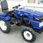 Минитрактор Булат 120 — незаменимый помощник фермеру