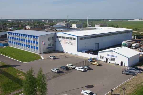 Завод в России
