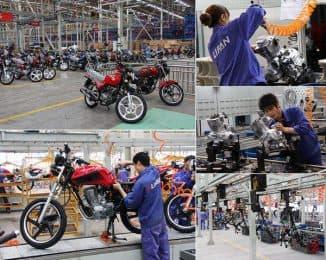 Китайская компания Лифан