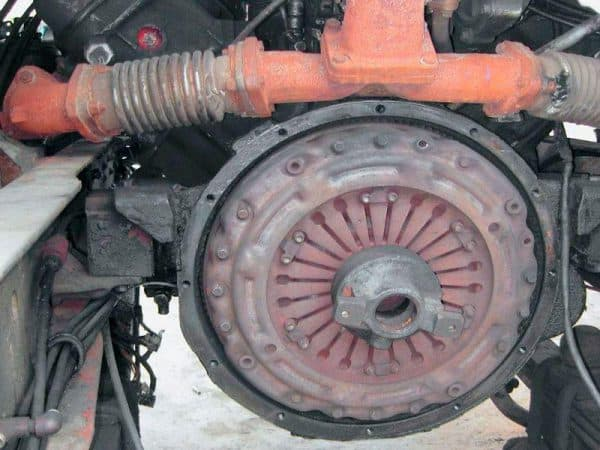 Сцепление от ГАЗ 52