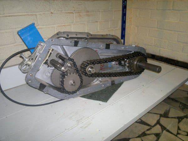Двигатель мотоблока