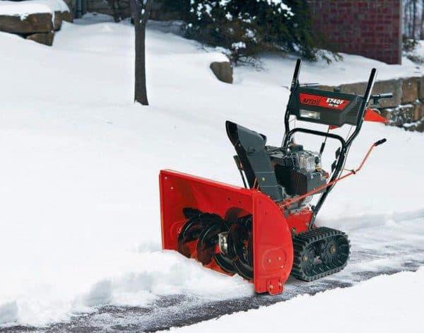 Снегоуборщик МТД